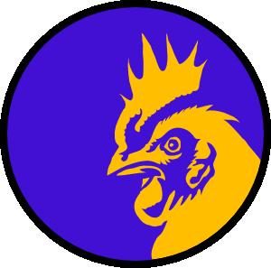 chickenHead in blueCircle