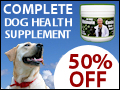 Helps your dog with health issues!