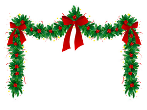 Christmas garlands and tinsel are attractive holiday dangers for your cats and dogs.